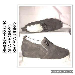 Shoes - bmcnhfkgur alwreoyrsc khyewiudnq wedged shoes